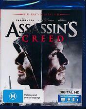 Assassin's Creed Blu-ray Bluray NEW digital HD
