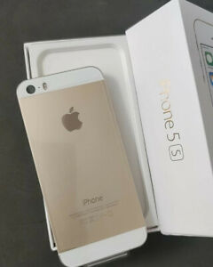 Apple iPhone 5s 16/32/64GB Unlocked Gray/Silver/Gold A1533 IOS12 sealed phone