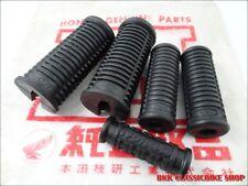 HONDA C50 C65 C70 C90 CM91 Rubber Set Foot rest & Pillion step & Kick Starter JP