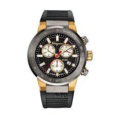 Ferragamo F55020014 Men's F-80 Black Quartz Watch