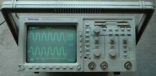 Tektronix Tds360 200mhz Digital Oscilloscope Calibrated Power Cord Works Great