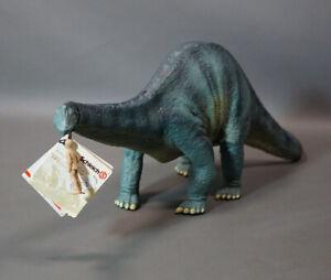 1997 VTG Schleich Apatosaurus Dinosaur Collectible Figurine Hans Scale Retired