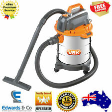 Wet Dry Vacuum Cleaner Industrial Workshop Shop Commercial Heavy Duty 20L 1250W