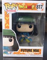 """FunKo POP! Animation Dragon Ball Super S4 Future Mai 3.75"""" Vinyl Figure"""