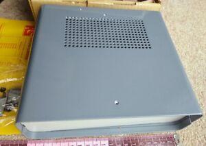 Enclosure Case New Old Stock RS 222-020 Never Assembled  PSU, Auto ATU, Etc
