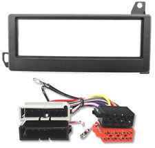 Radioblende Set Chrysler Voyager Neon Stratus Blende Rahmen Adapter schwarz