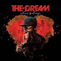 Love King Clean Version by The Dream R&B CD Jun-2010 Def Jam