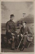 WW1 Canadian Infantry CEF 48th Highlanders of Canada Signaller Dirk in hose top