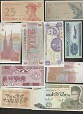 30 Banknoten alle Welt  ansehen alle abgebildet