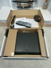 Sky Sky+ Plus HD 500GB Black Set-Top with Remote & Cables Built in Wi-Fi