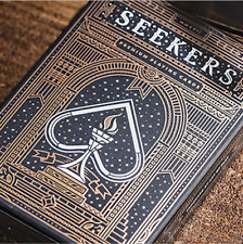 Seekers Playing Cards by Art of Play from Murphy's Magic