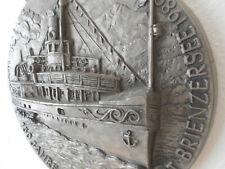 150 Jahre Brienzersee Dampfschifffahrt - 1989 - Lötschberg