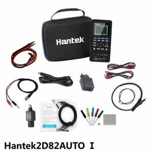 Hantek 2D82 80MHz Oscilloscope Automotive diagnostic Tool+DMM+Signal Generator