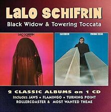 Black Widow / Towering Toccata - Lalo Schifrin (2016, CD NEUF)