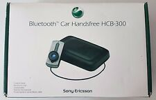 Sony Ericsson HCB-300 - Bluetooth handsfree kit - NEW
