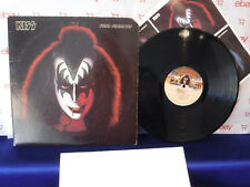 Kiss: Gene Simmons, Casablanca Records NBLP 7120, 1978, POSTER, Hard Rock, Glam