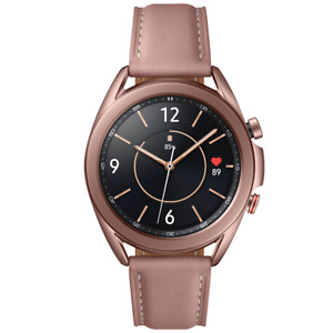 Samsung Galaxy Watch3 41mm Stainless LTE Mystic Bronze SM-R855UZDAXAR