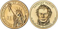 USA: 1 $ 2009 D - 12º Presidente ZACHARY TAYLOR S/C