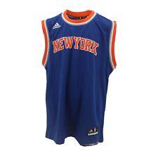 New York Knicks oficial NBA Adidas Apparel Niños Jóvenes Tamaño Jersey Nuevo Con Etiquetas