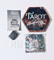The Tarot Puzzle A Fortune Jigsaw Puzzle Boxed Cards 1026 Pieces Buffalo Games