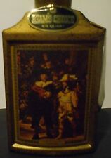 """Decanter,Beam's Choice,Collector's Edition,""""Night Watch""""Renaissance Period.1968"""