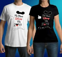 My First Disney Trip 2019 - Disney Family Vacation 2019, Funny Matching T-Shirts