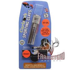 Carlsons Choke Tube 20 Ga Beretta Benelli Mobil Sporting Clay Skeet B 15522