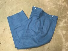 91i Civil War Us Union Infantry Blue Wool Field Trousers Pants- Size 6Xlarge