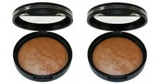2 x Laura Geller Baked All Over Face & Body Frosting Honey Glow .32 oz New LOT!!