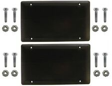67 68 69  Camaro & Firebird Rear Deck Speaker Grille Kit w/Hardware