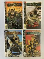 Details about  /Skin Graft The Adventures of A Tattooed Man 1-4 Complete Set Dc Comics 1993