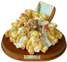 Cherished Teddies ROSE MELINDA  and Friends - Limited Ed. SIGNIERT - 935077