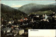 REINERZ Duszniki Zdrój Schlesien Polen Litho-AK um 1900 alte Postkarte ungelauf.