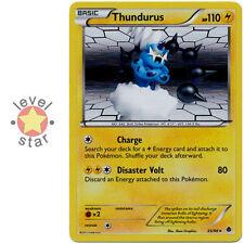 THUNDURUS Emerging Powers 35/98 Regular Holo Rare Pokemon Card