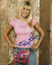 **GFA Extreme Makeover: Home Edition *PAIGE HEMMIS* Signed 8x10 Photo P2 COA**