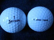 """40 SRIXON  """"HI BRID TOUR"""" Golf Balls -  """"PEARL/A""""  Grades."""