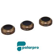 Polar Pro Mavic Pro/Platinum Cinema Series Shutter Collection 3-pack Filters