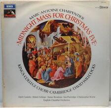 HMV ASD 2340 Charpentier - Midnight Mass For Christmas Eve LP English Chamber