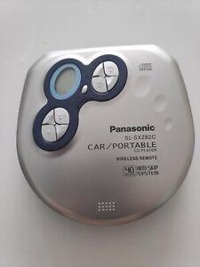 Panasonic SL-SX282C Car Portable CD Player Anti-Skip - for parts or repair