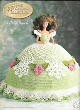 Used The Antebellum Collection Miss March Fashion Doll Crochet Pattern Leaflet