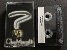 DJ Clue Cluemanatti The Clue World Order  90s Hip Hop NYC Mixtape Cassette Tape