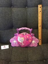 """PRE-OWNED WORKING """"MY LITTLE PONY"""" CD PLAYER W/ DISC LOOK GREAT FUN FOR ALL"""