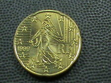 FRANCE  20 Euro Cents  1999   UNCIRCULATED  $ 2.99 maximum shipping in USA