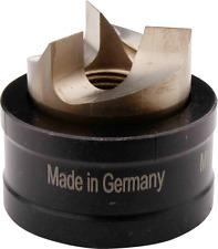 "Alfra 25.4(1"")mm - Tricut+ Stainless Steel Round Punch/Die Set"