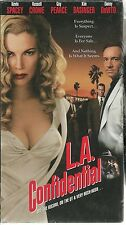 L.A. Confidential (VHS, 1998)  NEW FACTORY SEALED KIM BASINGER RUSSELL CROWE NOS