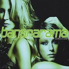 Bananarama Move In My Direction With Venus CD Single