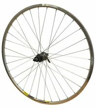 700c REAR Shimano 105 32h Freehub Road Bike Mavic Open Pro Silver Rim Wheel