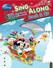 Disney Christmas Sing-Along Book & CD (Disney Singalong),Disney