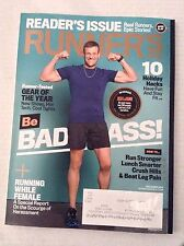 Runner's World Magazine Josh LaJaunie December 2016 111916RH
