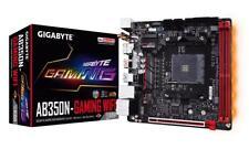 Motherboard mITX Ryzen B350 GIGABYTE Ab350n-gaming WiFi Socket Am4